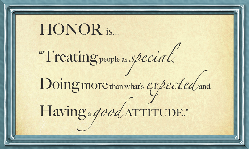 HONOR {Counting Gifts} & My Birthday