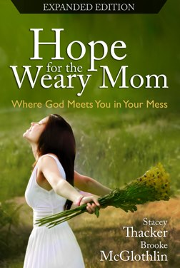 Hope for the Weary Mom {Book Review}