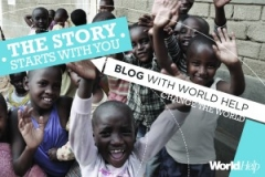 Blog for World Help http://worldhelp.net/bloggers