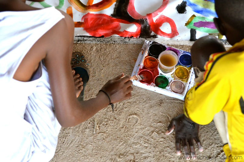 When Things Don't Go As Planned and An Africa Art Story #RescueArt