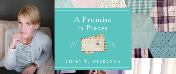Review of A Promise in Pieces by Emily Wierenga