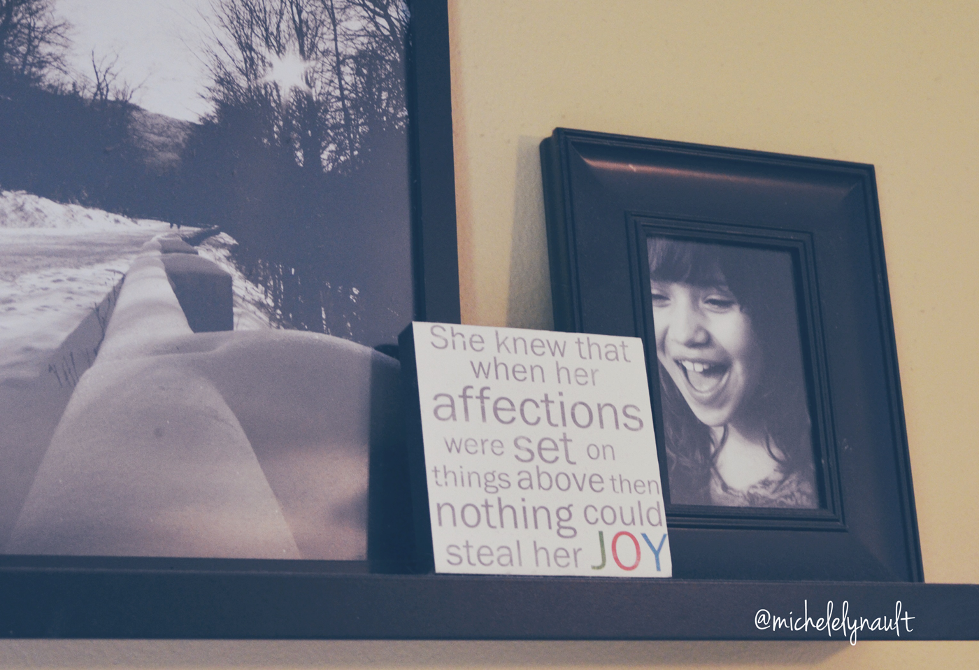 When fear hold you back from decorating.