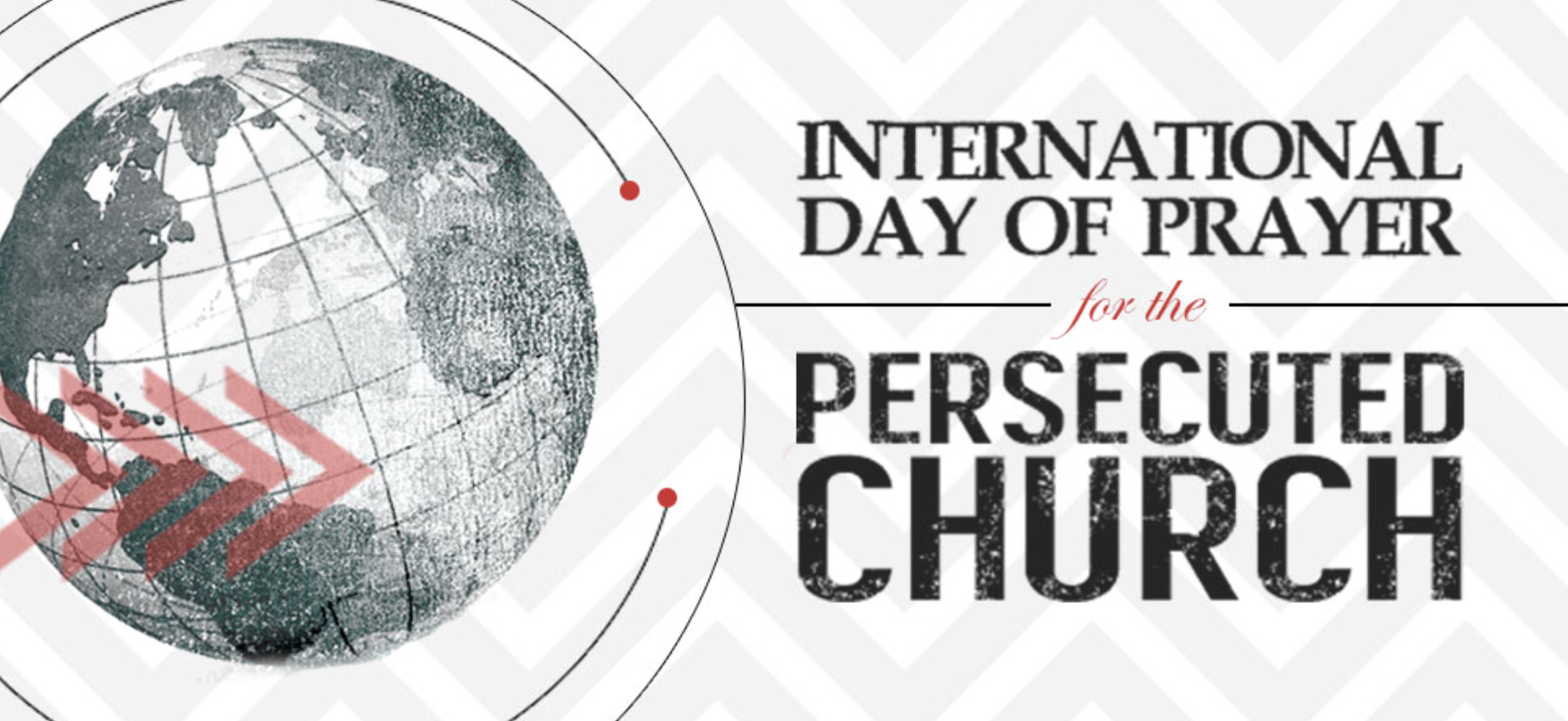 International Day of Prayer for the Persecuted Church #HopeforNations